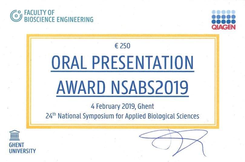 NSABS 2019